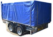 the new Atlas Tipper Trailer PVC Cover